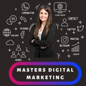 Master Digital Marketing Course