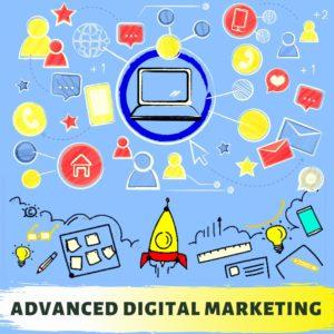 Advanced Digital Marketing Course Skill Club India